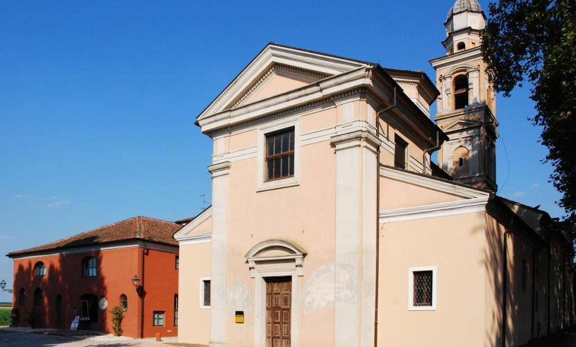 Ex Chiesa dell'Assunzione, Susano