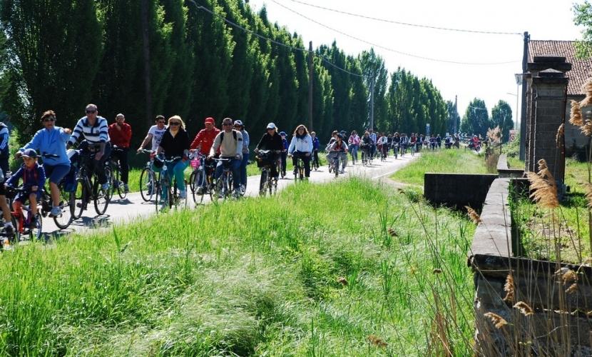 Biciclettata all'Ecomuseo